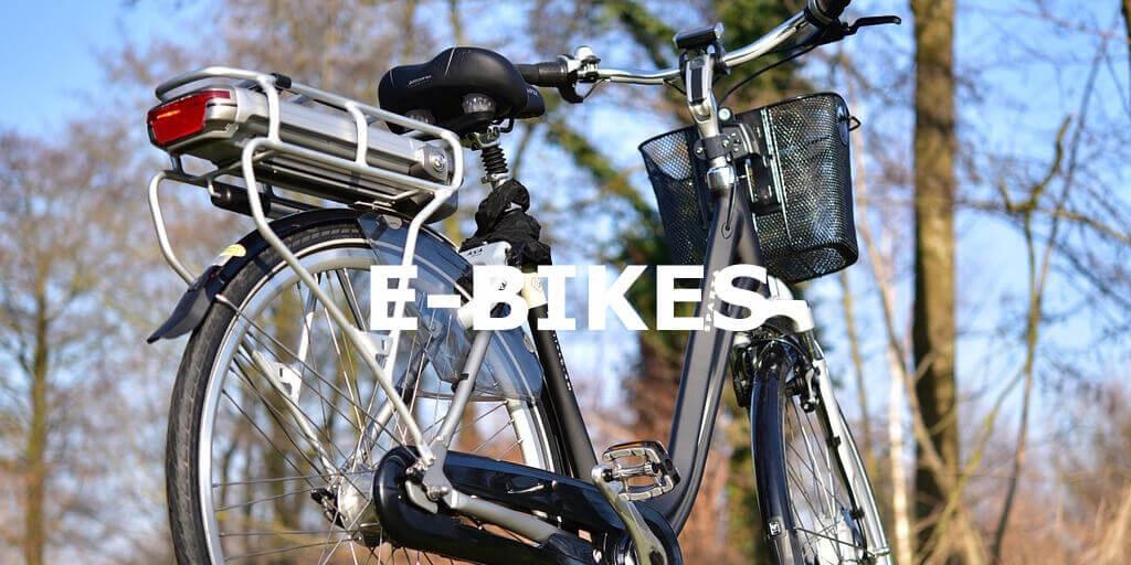E-BIKES - Kategorie