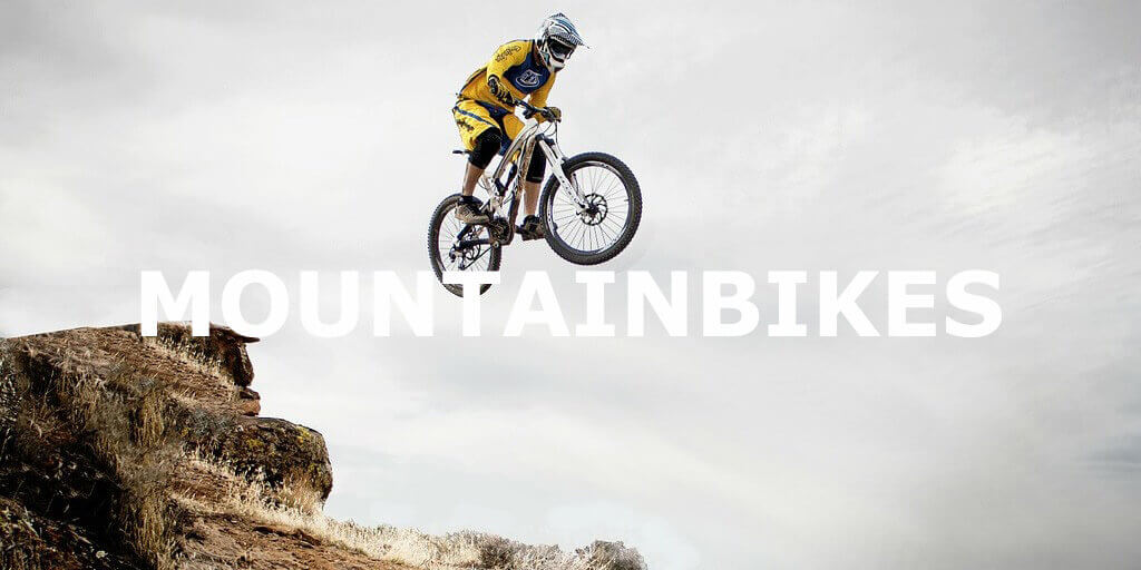 MOUNTAINBIKES - Kategorie