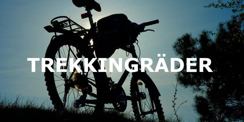 TREKKINGRÄDER - Kategorie