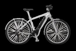 Winora Sinus iX11 Urban HERREN 2019 RH-Größe: 60 - E-BIKES > E-TREKKINGRAD