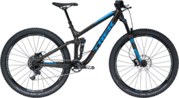 Trek Fuel EX 7 29 UNISEX 2018 RH-Größe: 58 - MOUNTAINBIKES > MTB FULLY > ALL MOUNTAIN