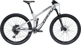 Trek Fuel EX 8 29 UNISEX 2018 RH-Größe: 58 - MOUNTAINBIKES > MTB FULLY > ALL MOUNTAIN