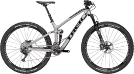 Trek Fuel EX 9.8 29 XT UNISEX 2018 RH-Größe: 55 - MOUNTAINBIKES > MTB FULLY > ALL MOUNTAIN