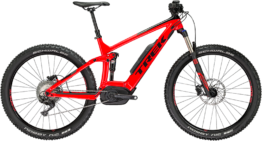 Trek Powerfly 7 FS Plus UNISEX 2018 RH-Größe: 55 - E-BIKES > E-MOUNTAINBIKE > E-FULLY > ALL MOUNTAIN