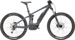 Trek Powerfly 5 FS Plus UNISEX 2018 RH-Größe: 55 - E-BIKES > E-MOUNTAINBIKE > E-FULLY > ALL MOUNTAIN