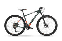 Haibike GREED HardNine 8.0 UNISEX 2018 RH-Größe: 55 - MOUNTAINBIKES > MTB HARDTAIL > CROSS COUNTRY / MARATHON