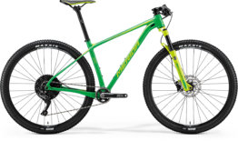 Merida BIG.SEVEN LIMITED 2018 RH-Größe: 43 - MOUNTAINBIKES > MTB HARDTAIL > CROSS COUNTRY / MARATHON