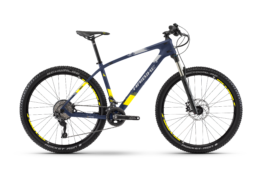 Haibike GREED HardNine 7.0 UNISEX 2018 RH-Größe: 55 - MOUNTAINBIKES > MTB HARDTAIL > CROSS COUNTRY / MARATHON