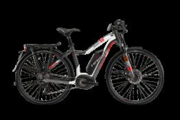 Haibike XDURO Trekking S 9.0 DAMEN 2018 RH-Größe: 52 - E-BIKES > E-TREKKINGRAD