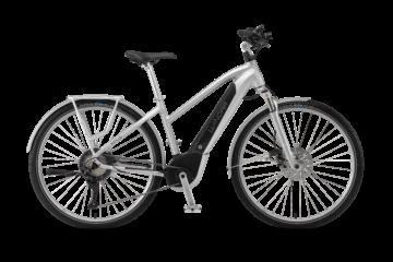 Winora Sinus iX11 Urban DAMEN 2019 RH-Größe: 52 - E-BIKES > E-TREKKINGRAD