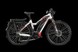 Haibike SDURO Trekking S 8.0 DAMEN 2018 RH-Größe: 52 - E-BIKES > E-TREKKINGRAD