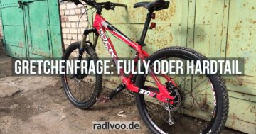 Fully oder Hardtail